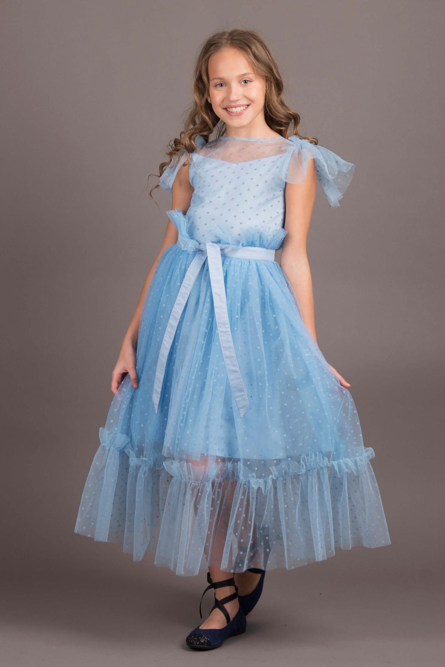 Платье детские ANDRE TAN модель K40000 купить, 2017