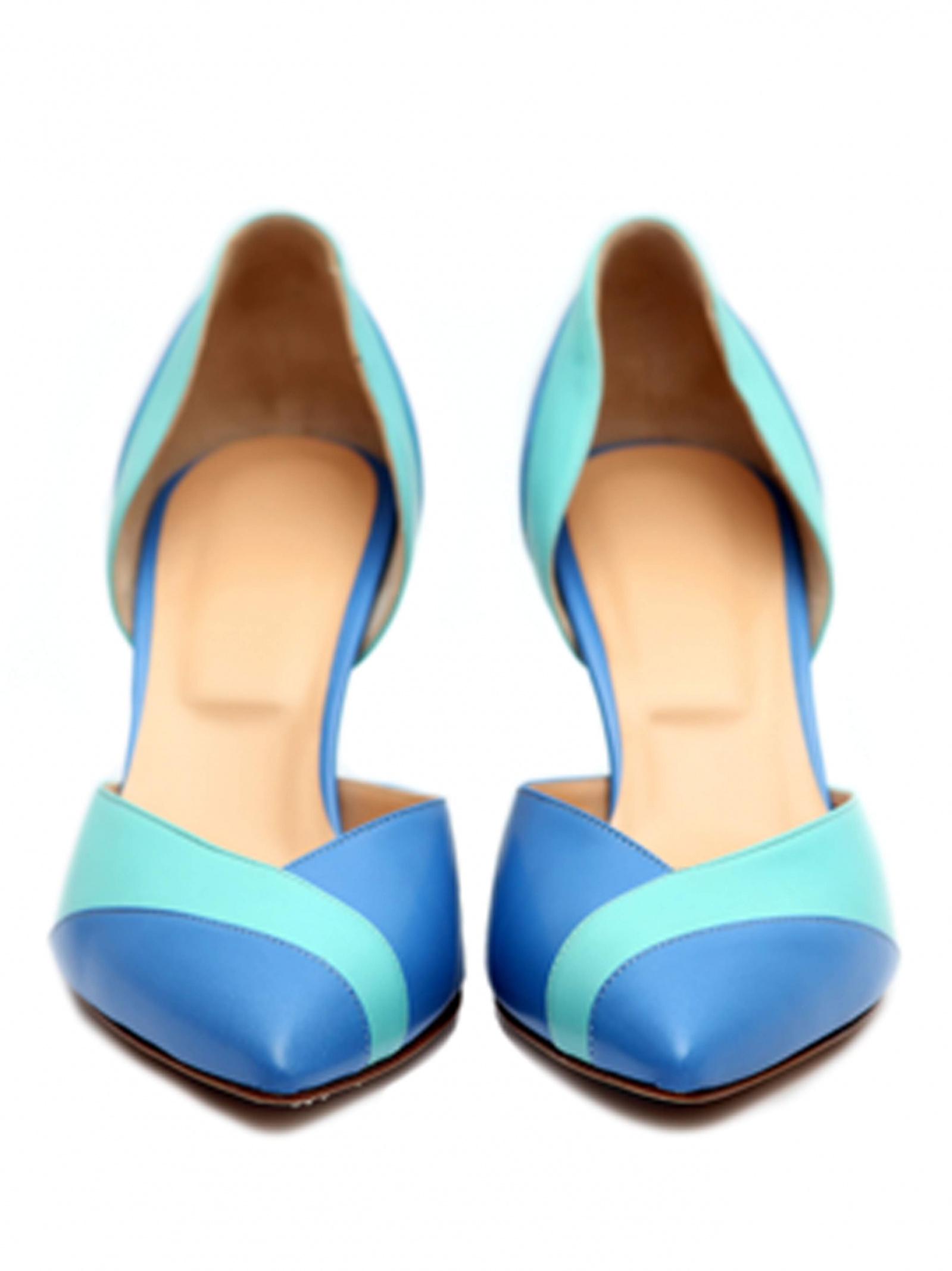 Туфлі  жіночі SITELLE KAT70BLU розмірна сітка взуття, 2017