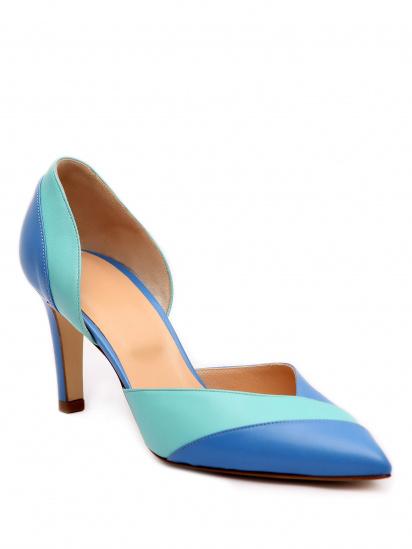 Туфлі  жіночі SITELLE KAT70BLU брендові, 2017