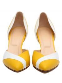 Туфлі  жіночі SITELLE KAT70YEL розмірна сітка взуття, 2017