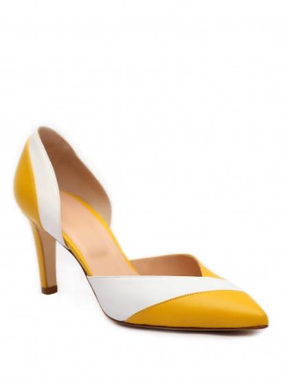 Туфлі  жіночі SITELLE KAT70YEL брендові, 2017