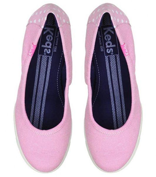 Туфли для женщин KEDS KD161 примерка, 2017