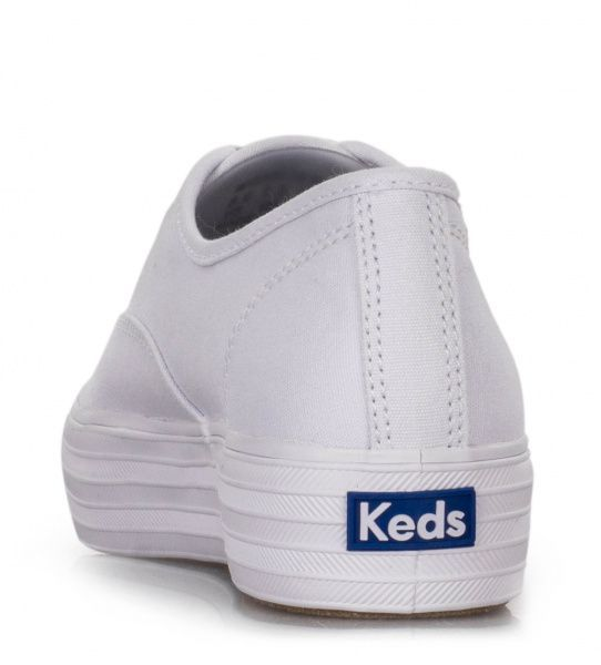 Кеды для женщин KEDS TRIPLE SEASONAL SOLID KD184 фото, купить, 2017