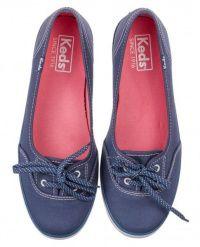 Кеды для женщин KEDS TEACUP SOLIDS KD188 купить обувь, 2017