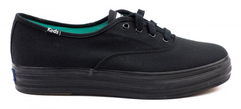 Кеди  для жінок KEDS TRIPLE SEASONAL SOLID WF49948 купити, 2017