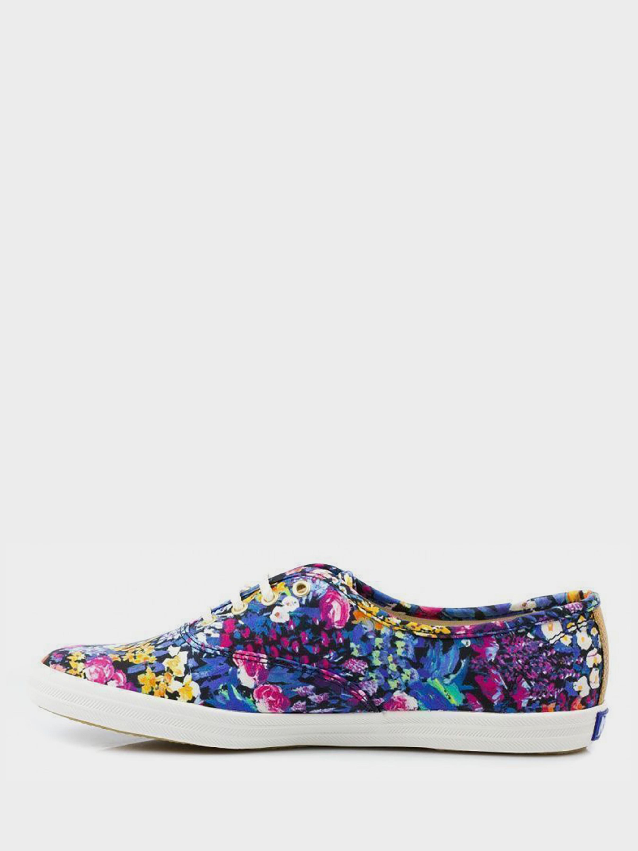 Кеды женские KEDS CH LIBERTY FLORAL KD226 размеры обуви, 2017