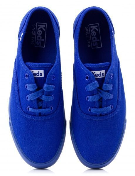 Кеды для женщин KEDS TRIUMPH SEASONAL SOLIDS KD227 примерка, 2017
