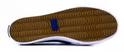 Напівчеревики  жіночі KEDS DOUBLE DECKER GLITTER WF54671 розмірна сітка взуття, 2017
