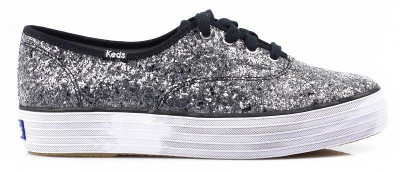 Кеды женские KEDS TRIPLE GLITTER KD238 модная обувь, 2017