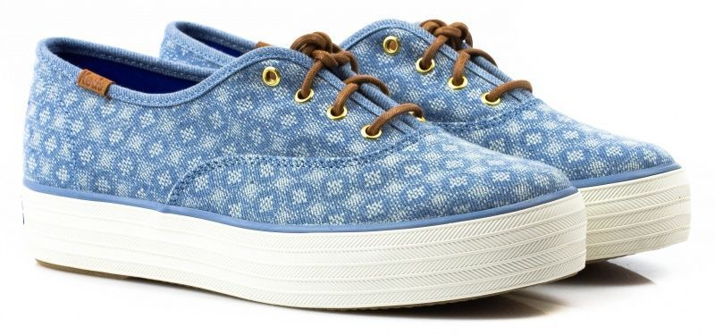 Кеды для женщин KEDS TRIPLE DIAMOND DOT KD239 купить, 2017