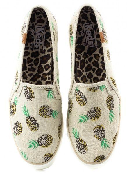 Полуботинки для женщин KEDS TRIPLE DECKER FRUITY ANIMALS KD248 брендовая обувь, 2017