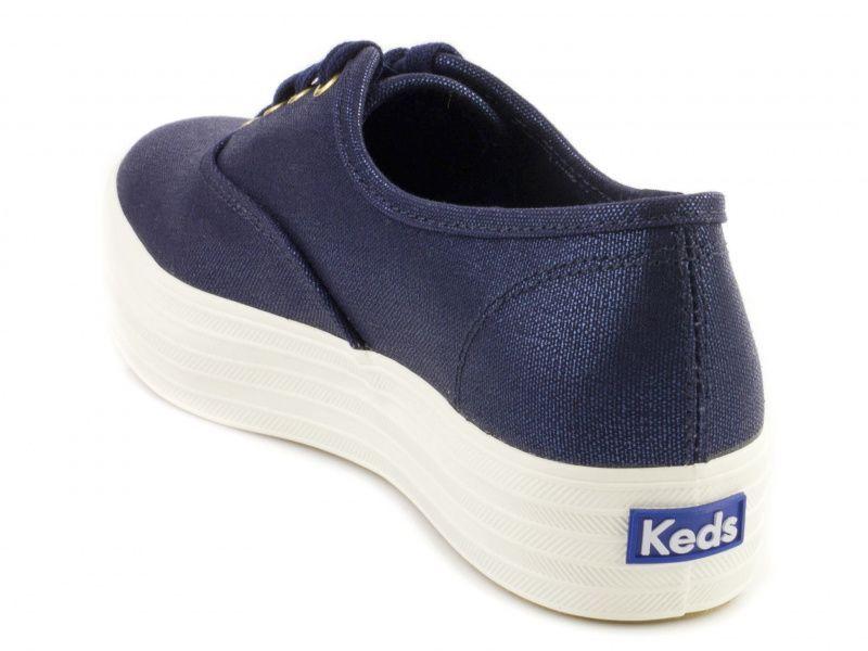 Кеды для женщин KEDS WF55745 примерка, 2017