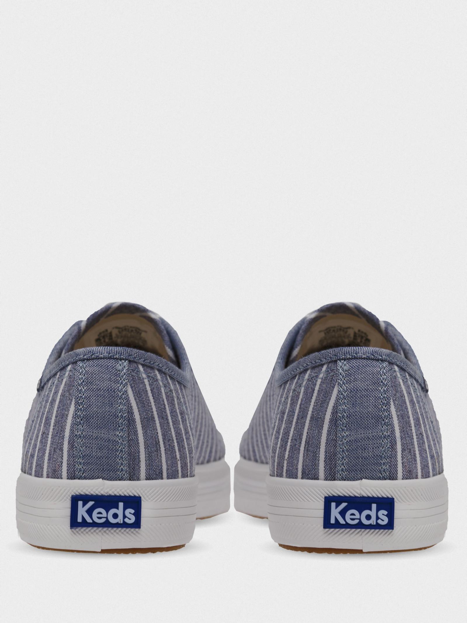 Кеды для женщин KEDS KICKSTART BRETON STRIPE KD333 цена обуви, 2017