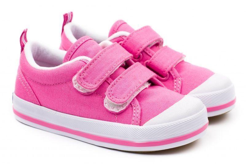 Купить Кеды детские KEDS Graham HL KJ41, Розовый