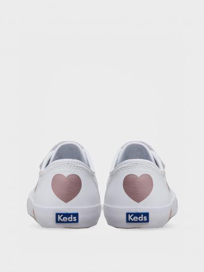 Кеди низькі KEDS модель KK162690 — фото 3 - INTERTOP