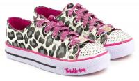 Кеди  для дітей Skechers 10272L WBHP купити взуття, 2017