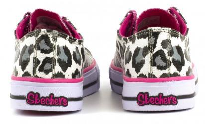 Кеди  для дітей Skechers 10272L WBHP модне взуття, 2017
