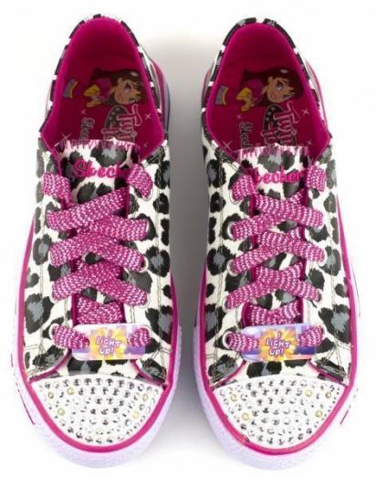 Кеди  для дітей Skechers 10272L WBHP брендове взуття, 2017