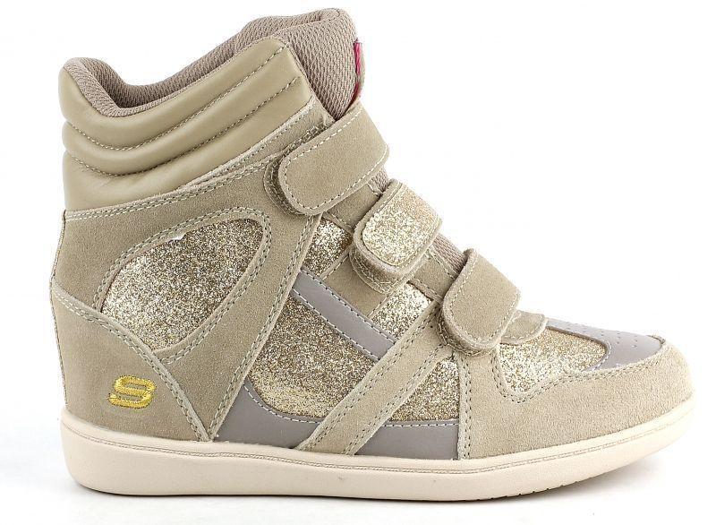 Ботинки для детей Skechers KK1650 размерная сетка обуви, 2017