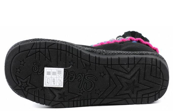 Сапоги для детей Skechers KK1682 размеры обуви, 2017