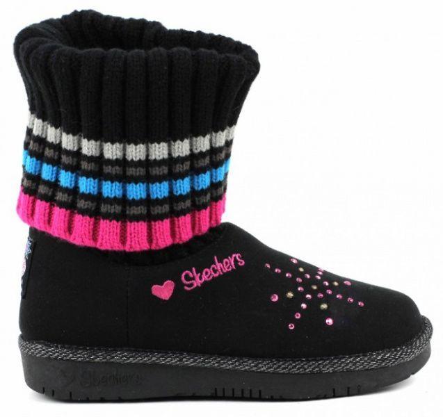 Купить Сапоги детские Skechers KK1682, Черный