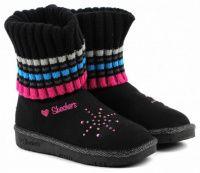 Сапоги для детей Skechers KK1682 размерная сетка обуви, 2017