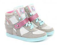 Ботинки Для девочек Skechers, фото, intertop