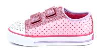 Напівчеревики  для дітей Skechers Twinkle Toes 10472N PKHP примірка, 2017