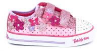 Напівчеревики  для дітей Skechers Twinkle Toes 10472N PKHP продаж, 2017