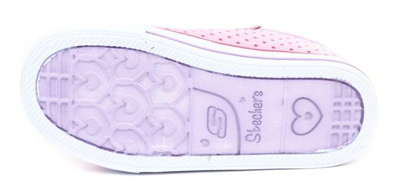 Полуботинки для детей Skechers Twinkle Toes KK1721 купить в Интертоп, 2017