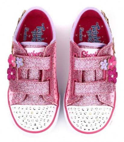 Напівчеревики  для дітей Skechers Twinkle Toes 10472N PKHP ціна, 2017
