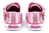 Полуботинки для детей Skechers Twinkle Toes KK1721 брендовая обувь, 2017