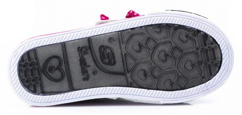 Кеды детские Skechers KK1804 размеры обуви, 2017