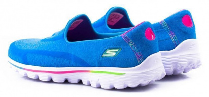 Сліпони  для дітей Skechers 81052L BLU брендове взуття, 2017