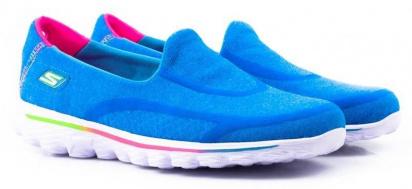 Сліпони  для дітей Skechers 81052L BLU купити взуття, 2017