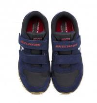 Кросівки дитячі Skechers 97360L NVBK - фото