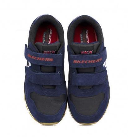 Кросівки  для дітей Skechers 97360L NVBK замовити, 2017
