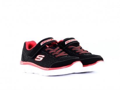 Кросівки  для дітей Skechers 95529L BKRD купити взуття, 2017