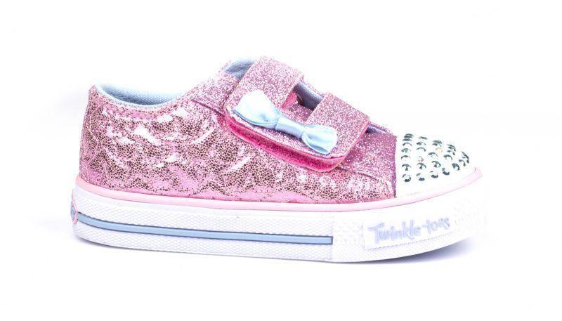 Кеды для детей Skechers KK1885 размеры обуви, 2017