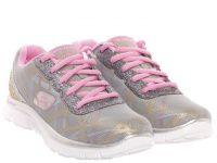 детская обувь Skechers розового цвета, фото, intertop