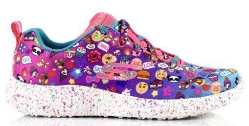 Кросівки дитячі Skechers 81911L MLT - фото