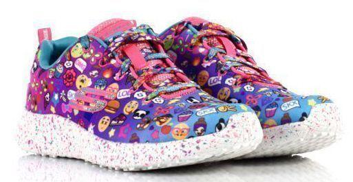 Кросівки  для дітей Skechers 81911L MLT купити взуття, 2017