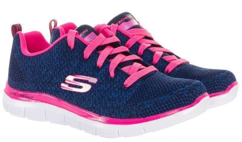 Кросівки  для дітей Skechers 81655L NVHP купити взуття, 2017