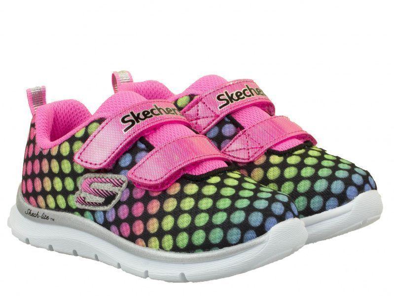 Кроссовки детские Skechers KK2008 размерная сетка обуви, 2017