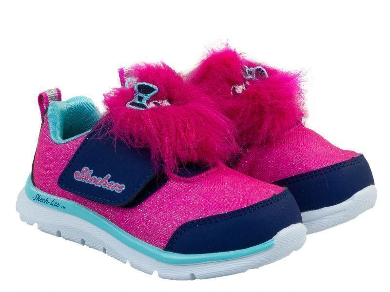 Кроссовки детские Skechers KK2010 размерная сетка обуви, 2017