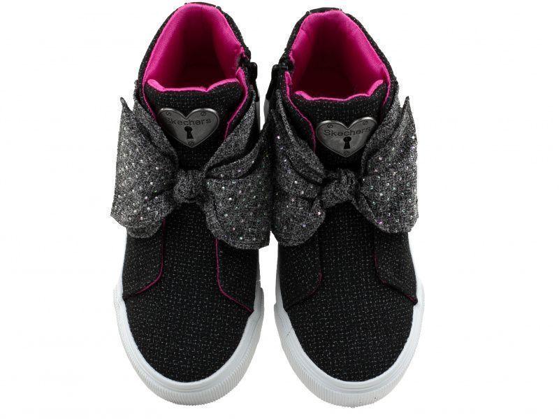 Полуботинки детские Skechers KK2020 брендовая обувь, 2017