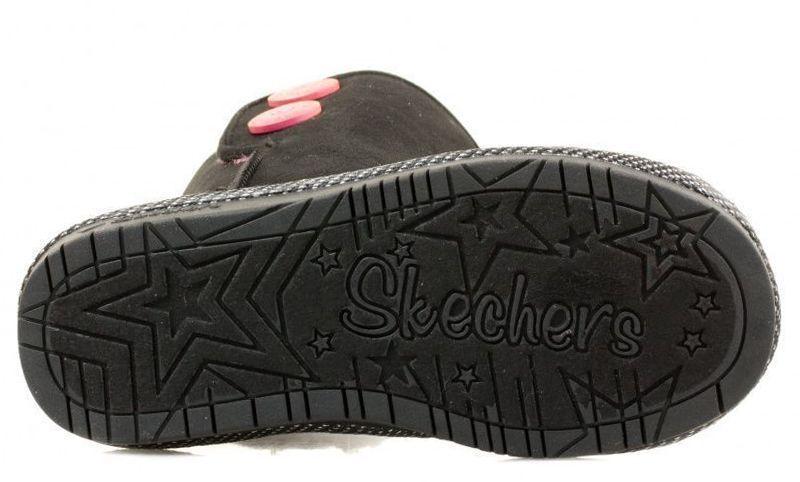 Сапоги детские Skechers KK2022 размерная сетка обуви, 2017