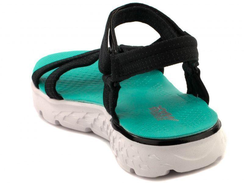 Босоніжки  для дітей Skechers 86783L BLK брендове взуття, 2017