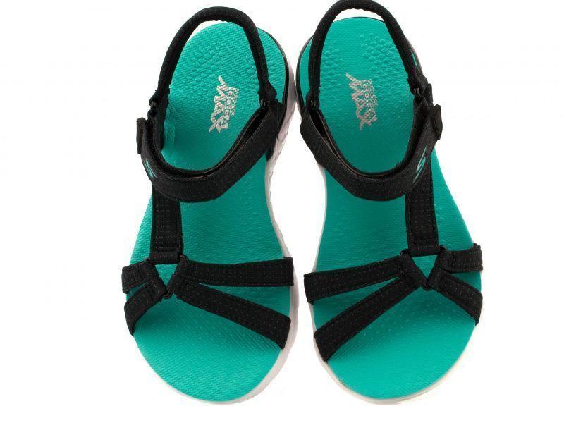 Босоніжки  для дітей Skechers 86783L BLK купити взуття, 2017