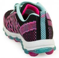 Кросівки дитячі Skechers 80132L BKMT - фото